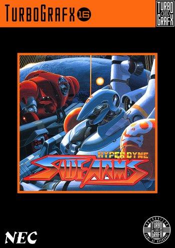 Hyper Dyne: Sidearms