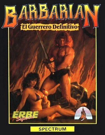Barbarian (The Ultimate Warrior)