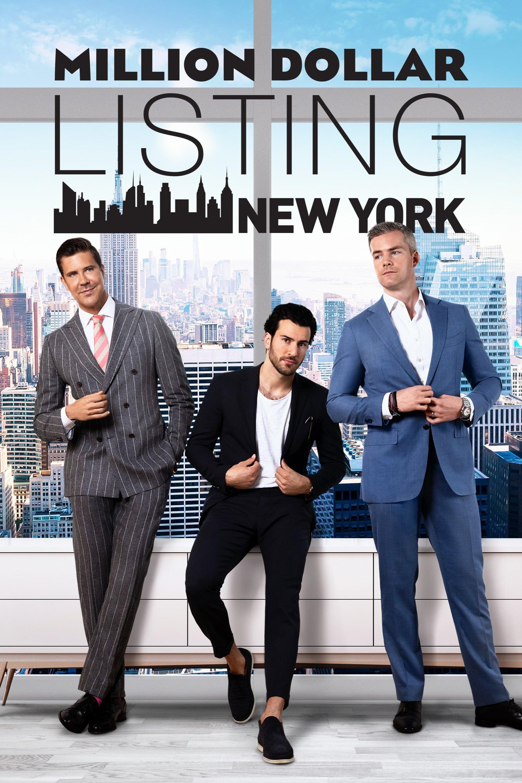 Million Dollar Listing New York TV Show Poster - ID