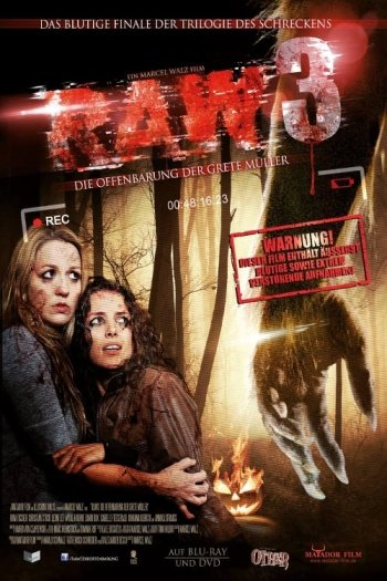 Raw 3: The Revelation of Grete Müller