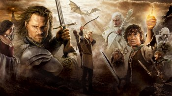 Preview Lord of the Rings