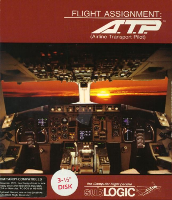Flight Assignment: Airline Transport Pilot