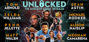 Unlocked: The World of Games, Revealed