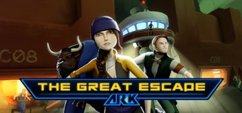 AR-K: The Great Escape