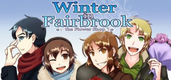 Flower Shop: Winter In Fairbrook