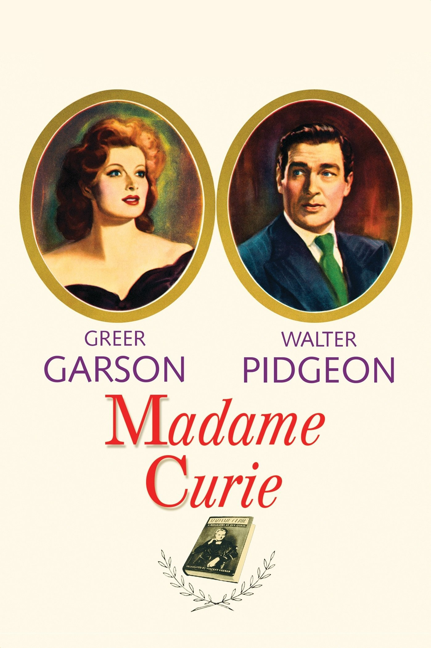 Madame Curie Movie Poster Id 41821 Image Abyss