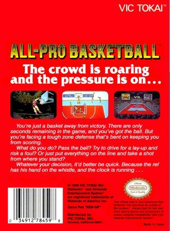 All-Pro Basketball