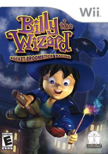 Billy the Wizard: Rocket Broomstick Racing