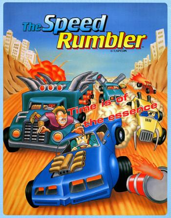 The Speed Rumbler