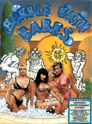 Bubble Bath Babes
