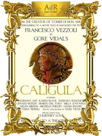 Trailer for a Remake of Gore Vidal's Caligula