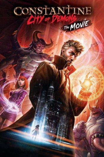 Constantine: City of Demons - The Movie