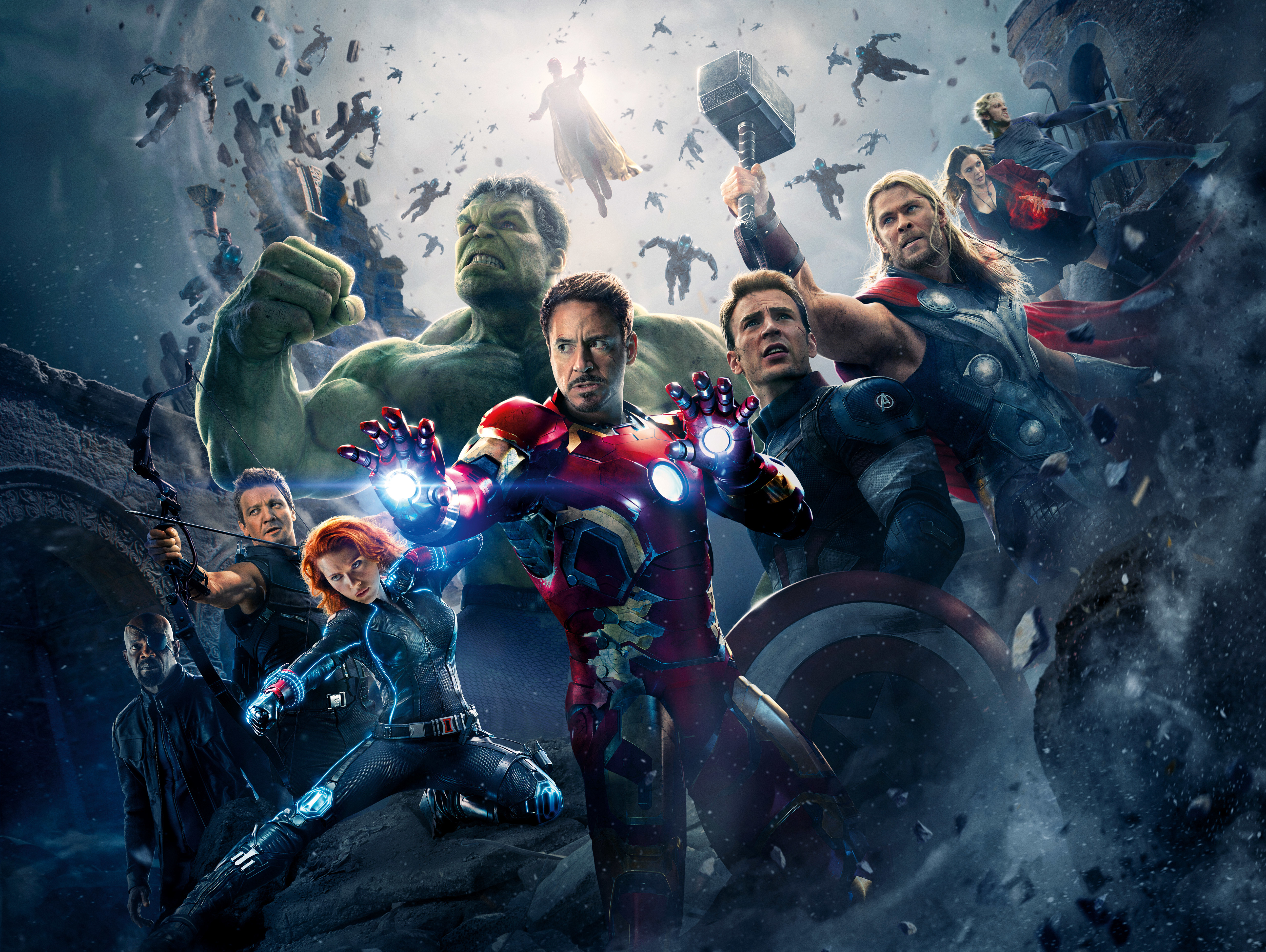 Preview Avengers: Age Of Ultron