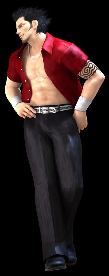 Preview VF5fs Character CG Renders