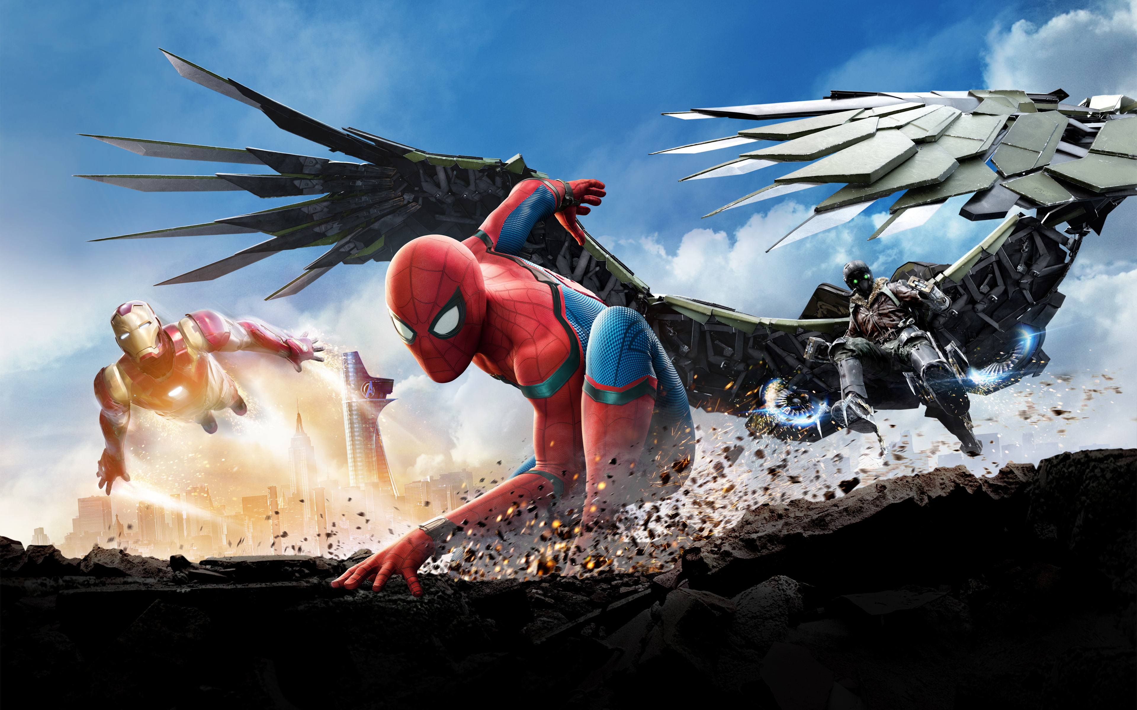 Preview Spider-Man: Homecoming