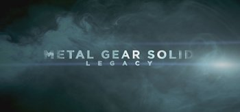 Metal Gear Solid Legacy