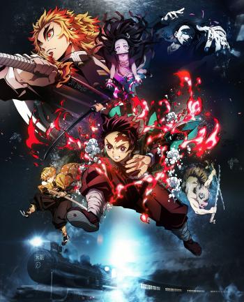 Preview Kimetsu no Yaiba Movie: Mugen Ressha-hen