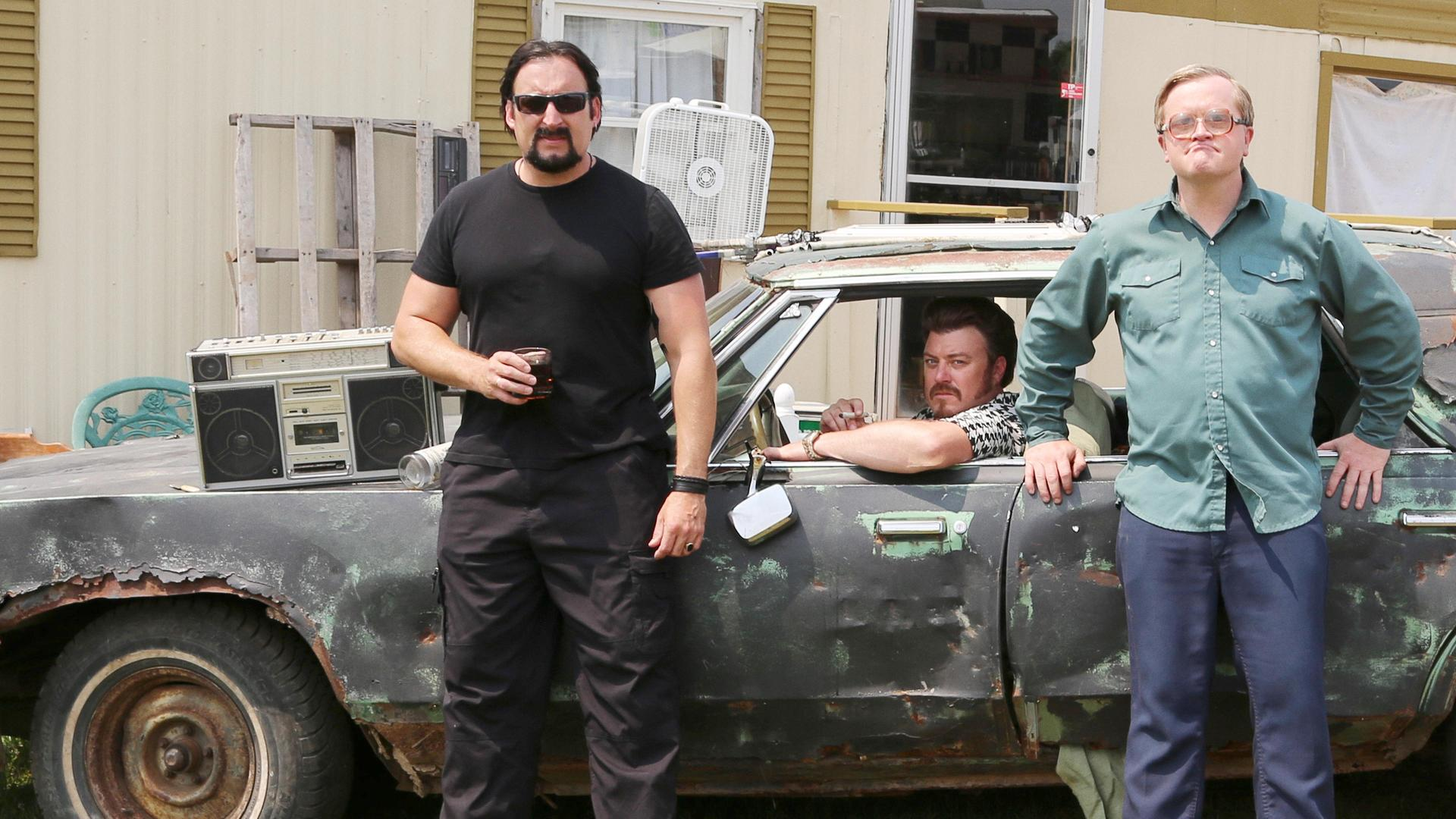 Trailer Park Boys Drunk High And Unemployed Live In Austi Image