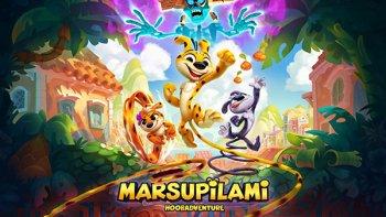 Marsupilami: Hoobadventure
