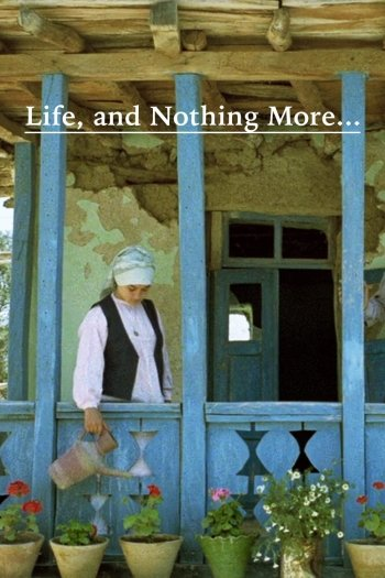 Life, and Nothing More...