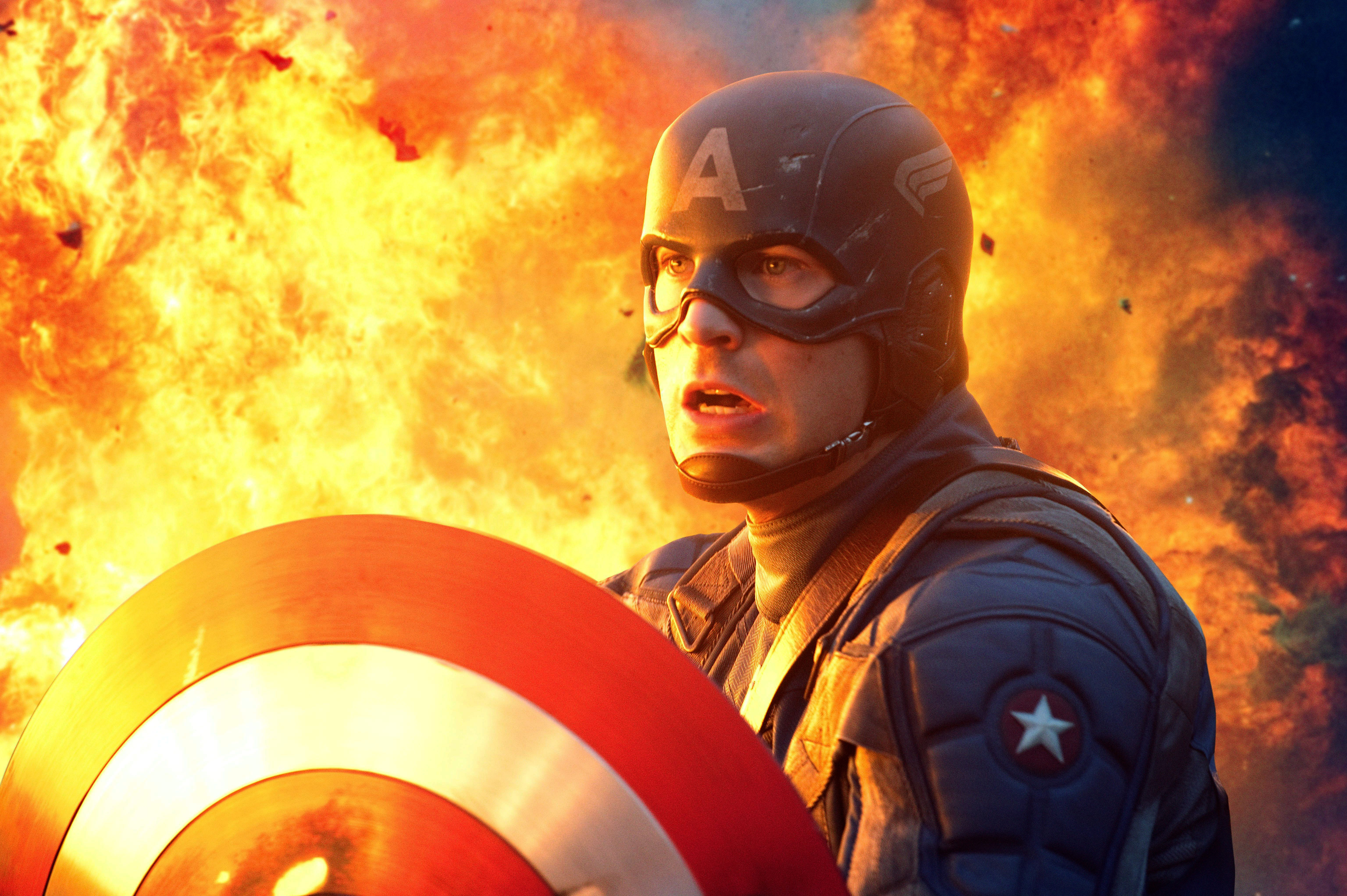 Captain America The First Avenger Image   ID 20   Image Abyss