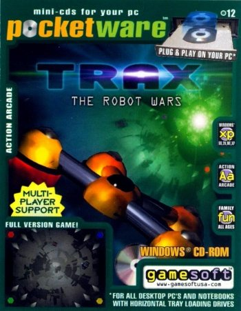 Trax: The Robot Wars