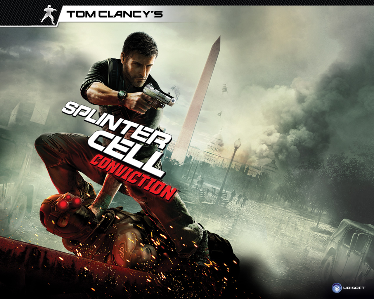 Preview Tom Clancy's Splinter Cell: Conviction