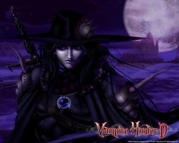 Preview Vampire Hunter D