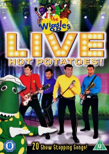 The Wiggles: Live: Hot Potatoes!