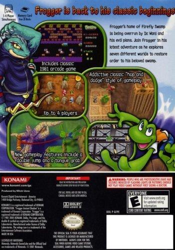 Frogger: Ancient Shadow