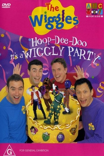 The Wiggles: Hoop-Dee-Doo! It's A Wiggly Party!