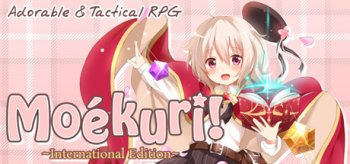 Moekuri: Adorable + Tactical SRPG