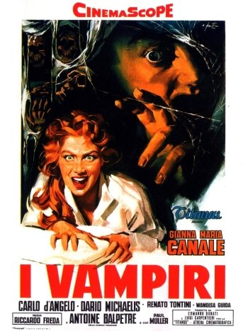Lust of the Vampire