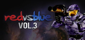 Red vs. Blue: The Blood Gulch Chronicles (Volume 3)
