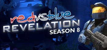 Red vs. Blue: Revelation (Volume 8)
