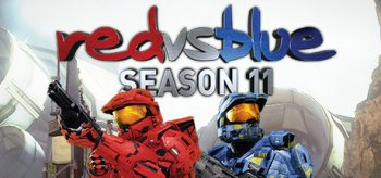 Red vs. Blue: Volume 11