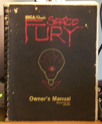 Space fury