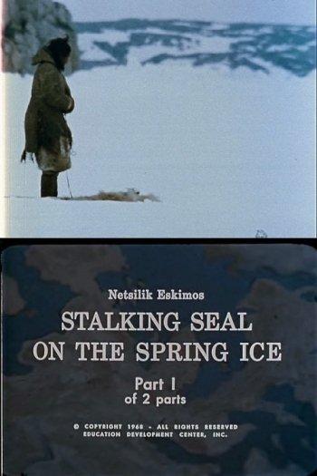 Netsilik Eskimos, IX: Stalking Seal on the Spring Ice