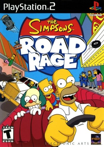 The Simpsons: Road Rage