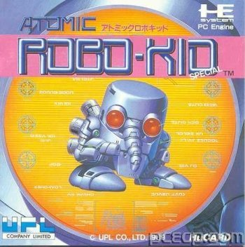 Atomic Robo-Kid Special