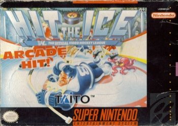 Hit the Ice: The Video Hockey League