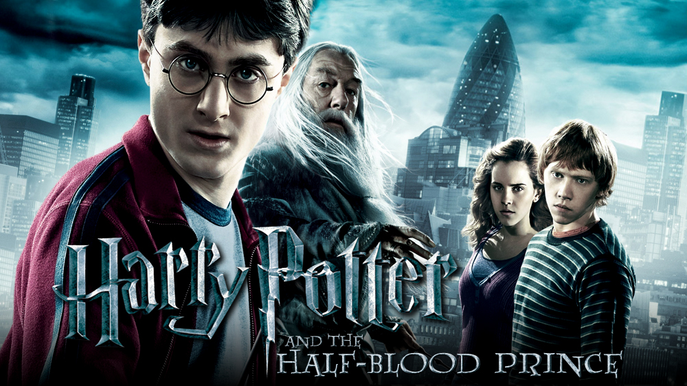 Harry Potter and the HalfBlood Prince  Wikipedia