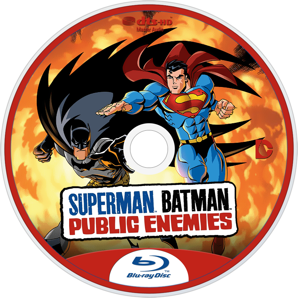 TÉLÉCHARGER SUPERMAN BATMAN PUBLIC ENEMIES VF