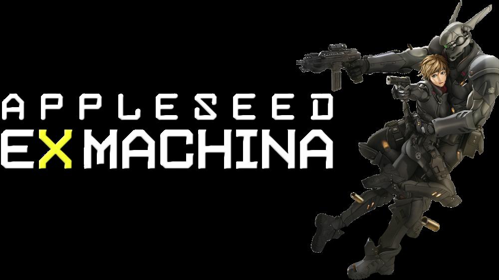 Watch Appleseed: Ex Machina Online Free - Putlocker
