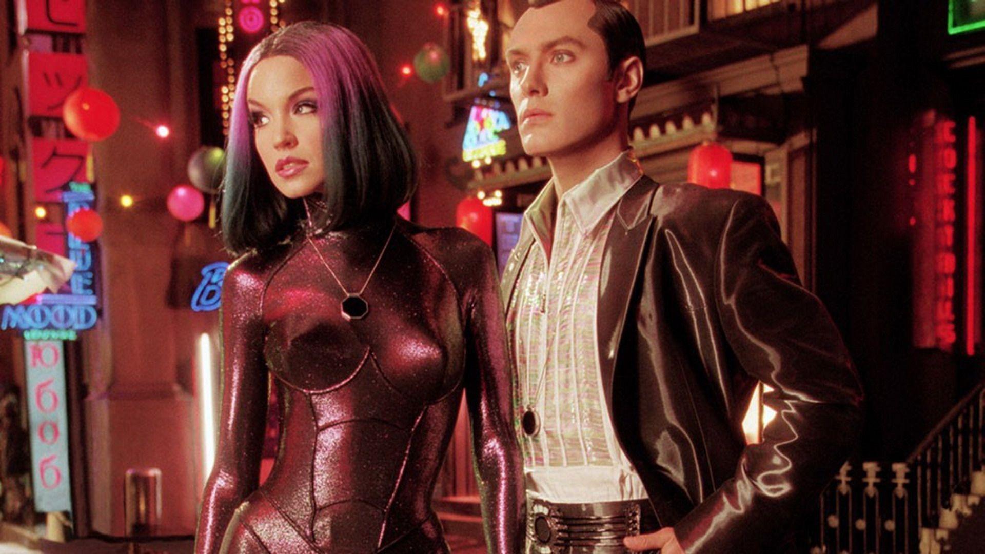 Artificial intelligence girl friend xxx movies