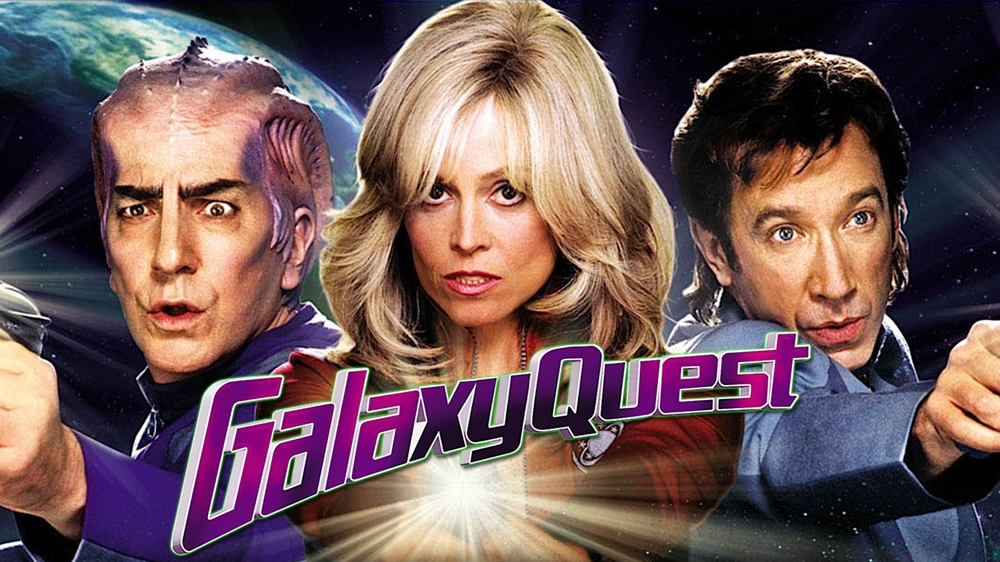 galaxy quest essay Galaxy quest (2000) director: dean parisot review by octavio ramos jr a gentle but effective parody of science fiction television, notably star trek and its pop-icon.