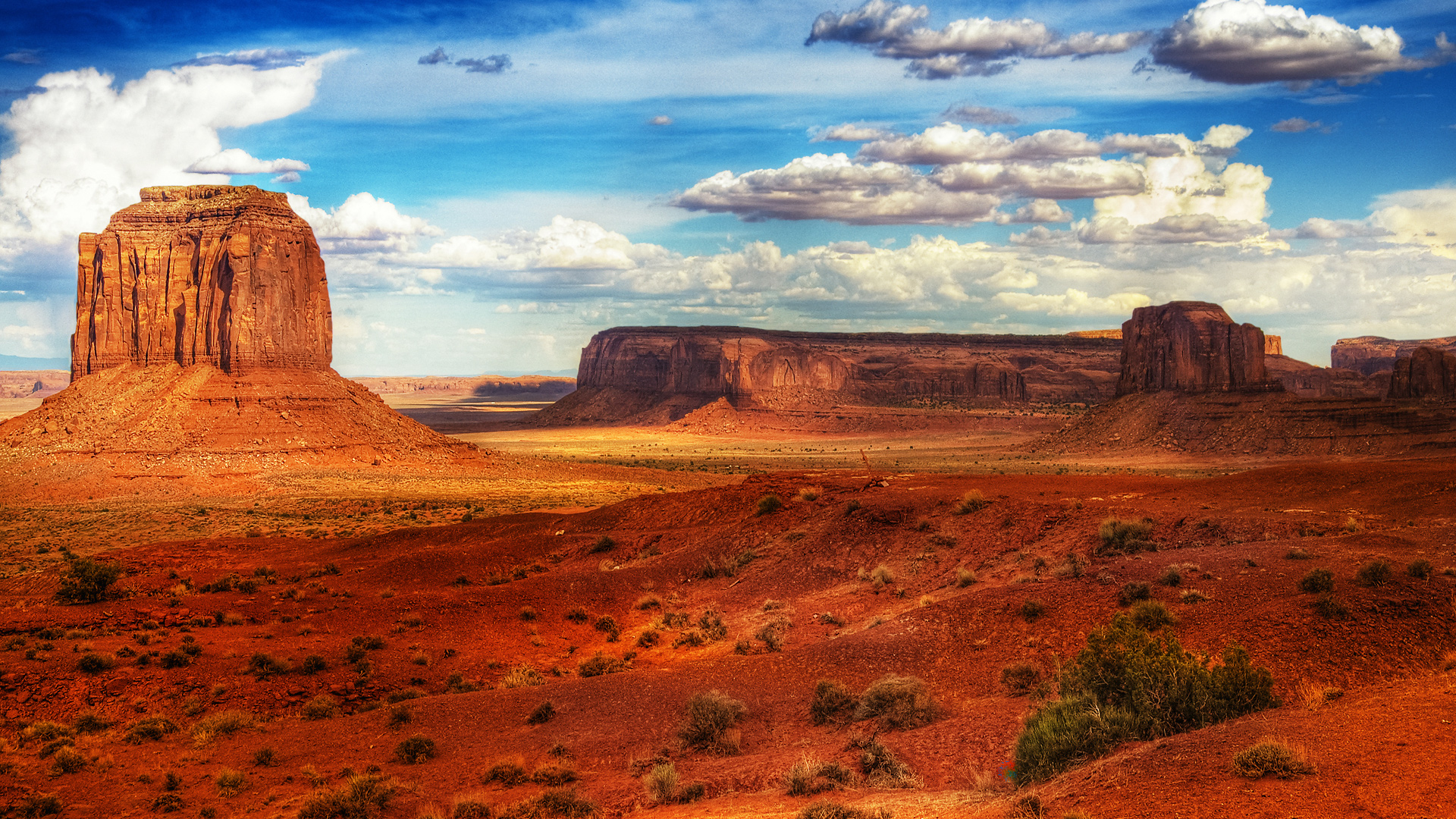 природа пустыня на телефон