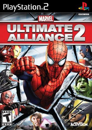 Marvel: Ultimate Alliance 2