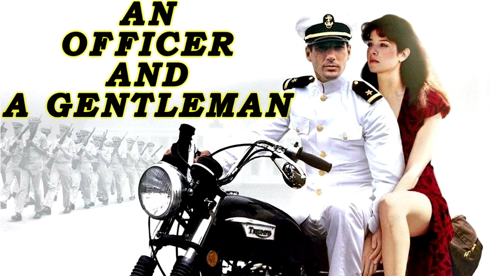 an officer and a gentleman essay An officer and a gentleman friday, january 16 for this essay it is necessary to divide the types of piracy as their individual significance on particular.