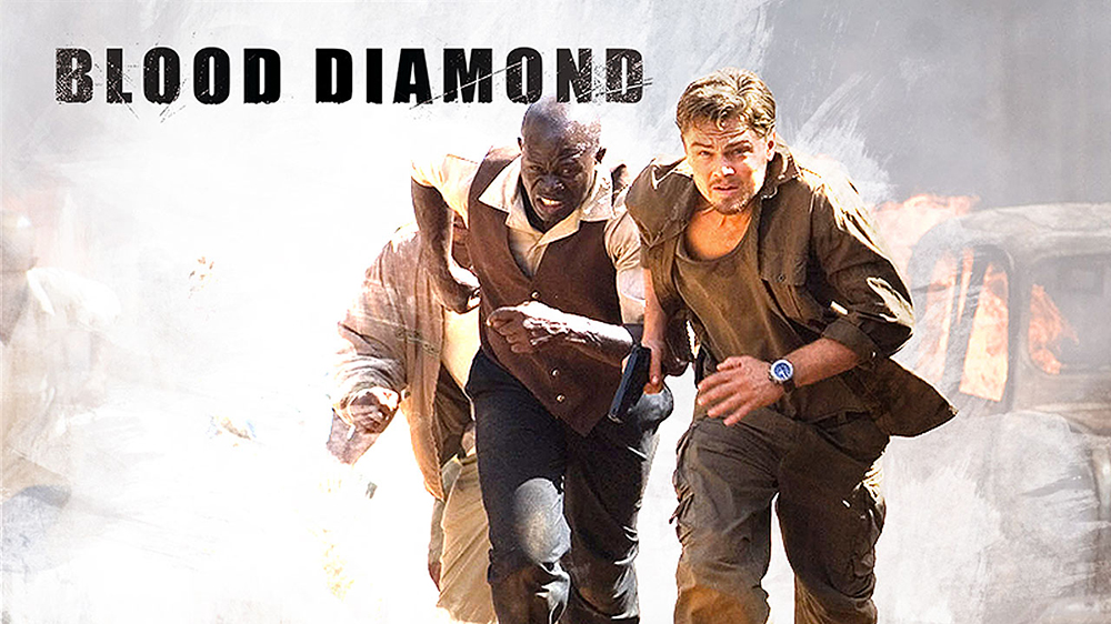 blood diamond movie analysis essay Blood diamond and characterization blood diamond, directed by edward zwick, is a film that exposes a narrative of the diamond mining in african war zones the film is set in sierra leone during the civil war of 1996-2001 and depicts the country's human rights struggles during the time.